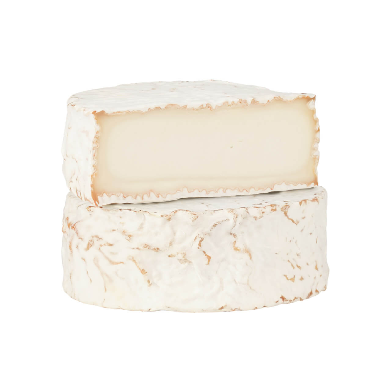 Luna Roja (raw) goats' cheese paprika covered 250g whole