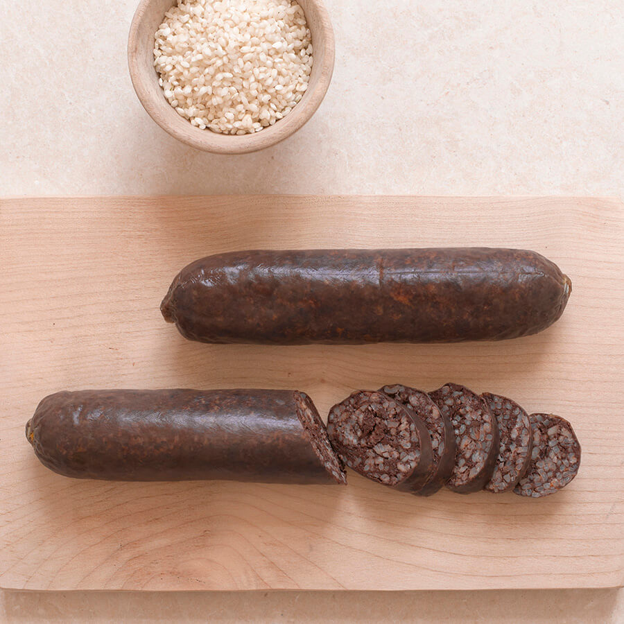 morcilla de burgos black pudding rice brindisa spanish foods