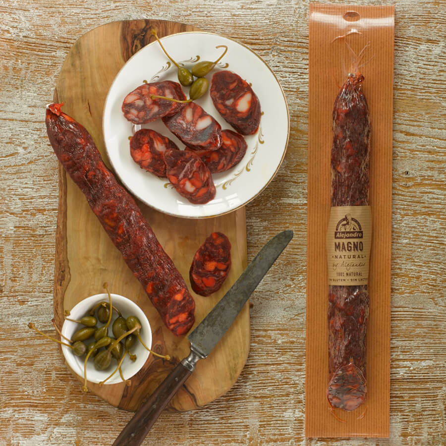Alejandro Cured Chorizo 300g