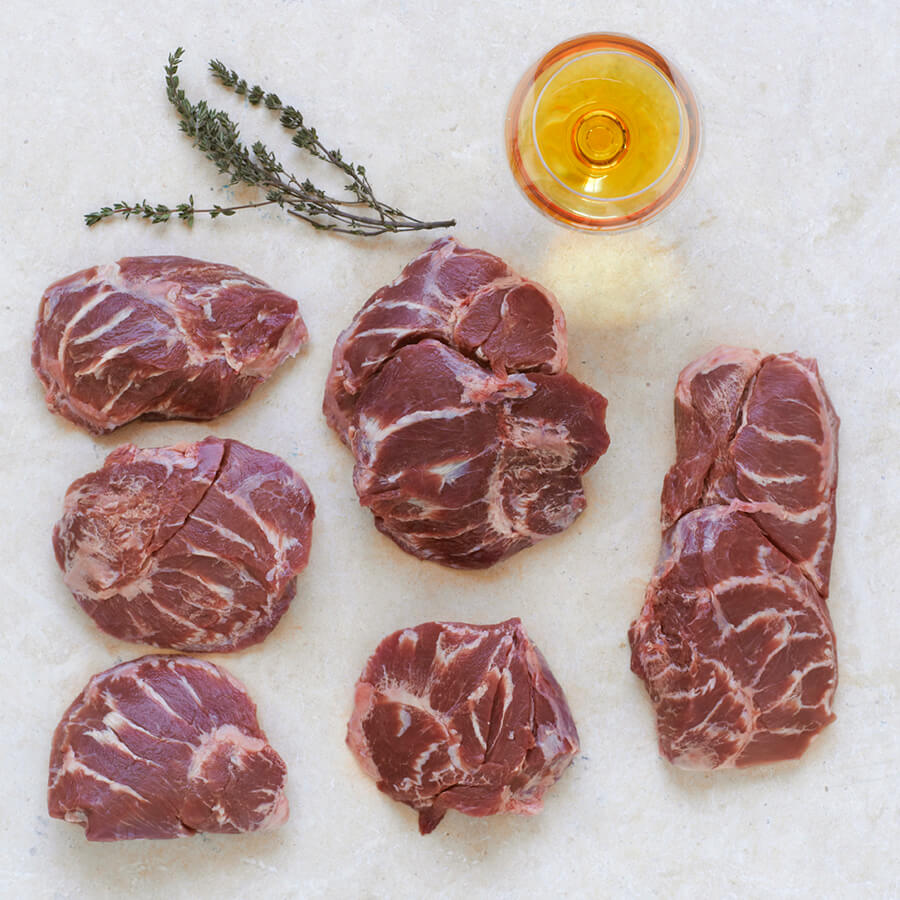 Frozen Iberico Pork Cheeks*