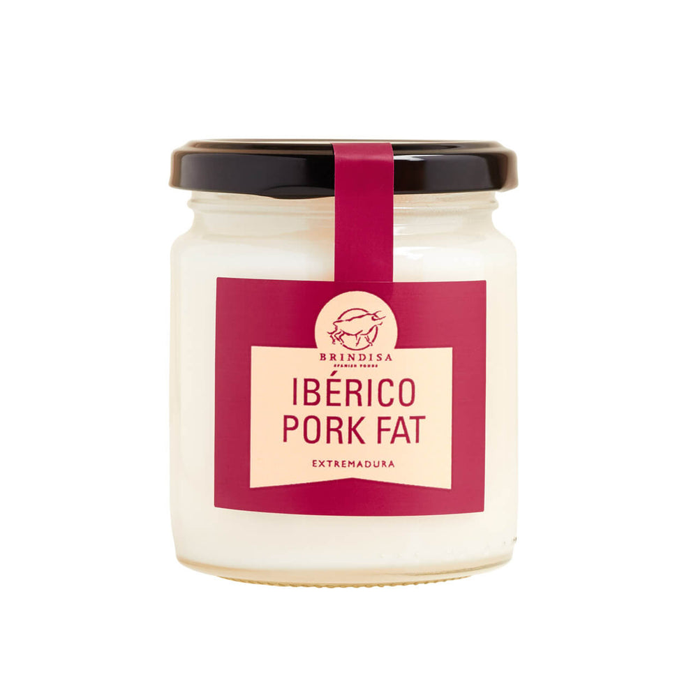 Brindisa Iberico Pork Fat 190g