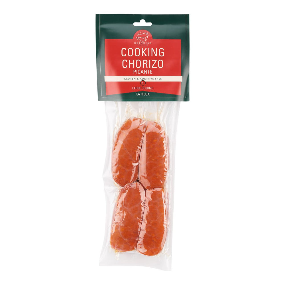 Brindisa Additive-Free Spicy Cooking Chorizo 280g