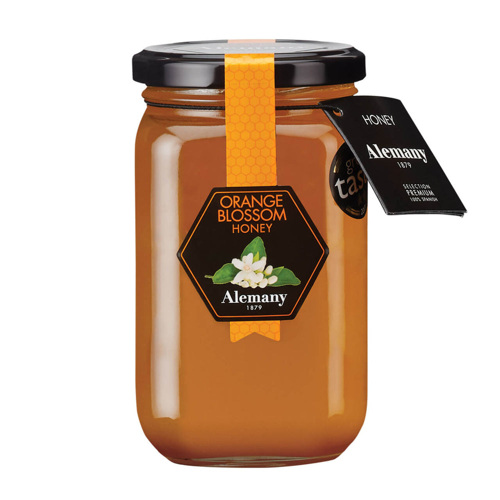 Alemany Orange Blossom Honey 500g