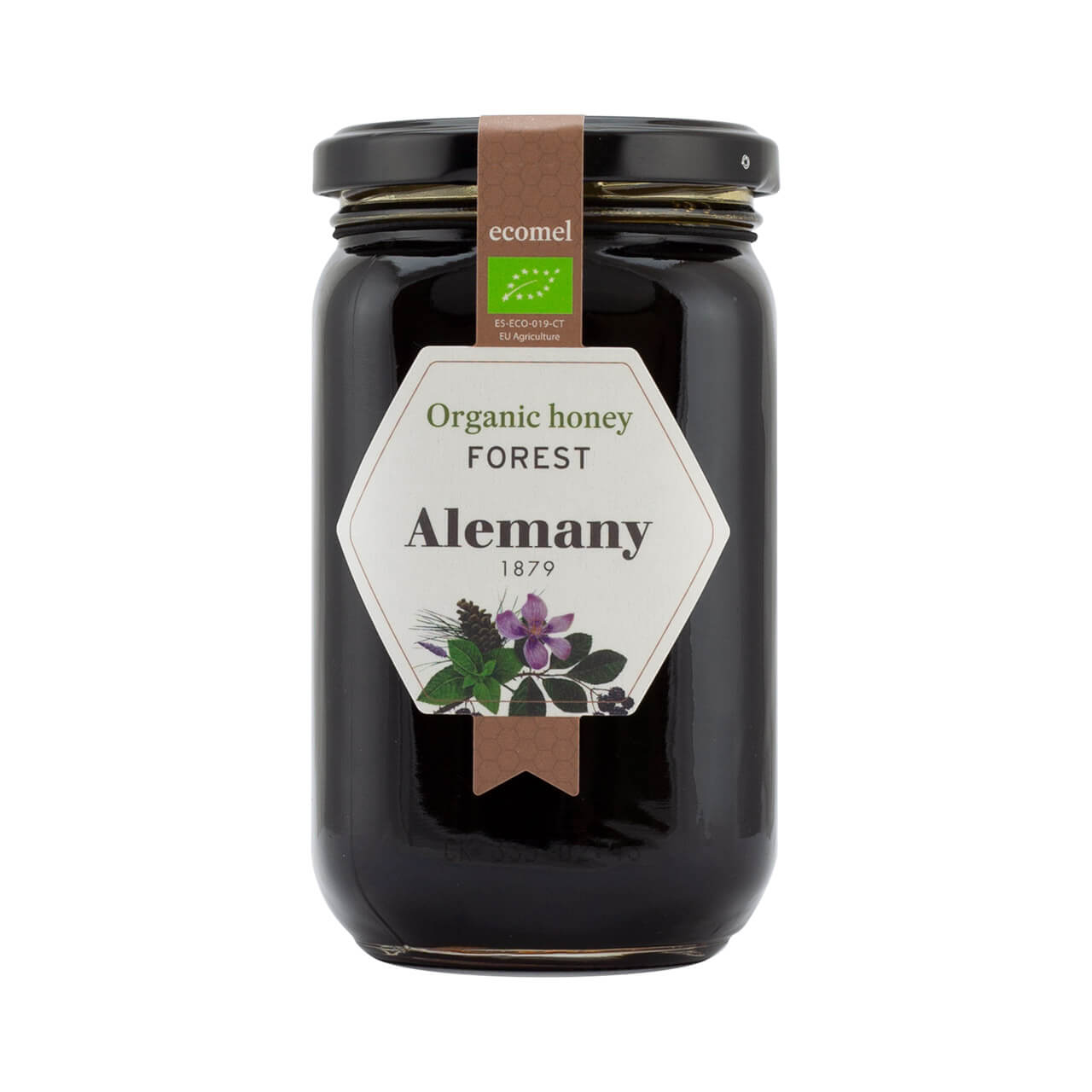 alemany organic honey forest