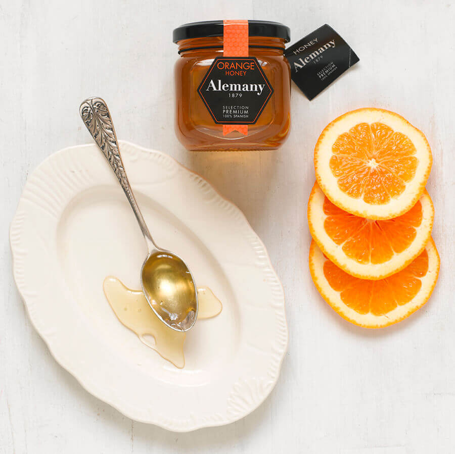 Alemany Orange Blossom Honey 250g