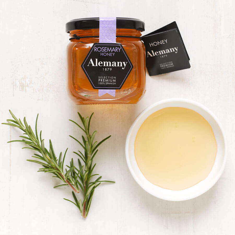 Alemany Rosemary Honey 250g