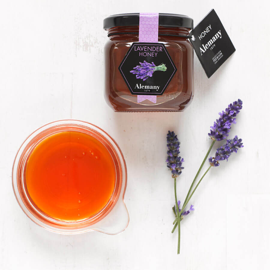 Alemany Lavender Honey 250g