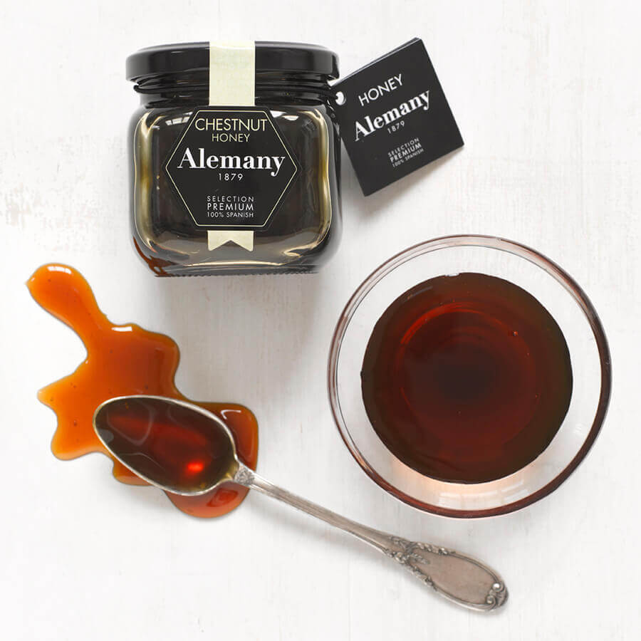 Alemany Chestnut Honey Brindisa Spanish Foods
