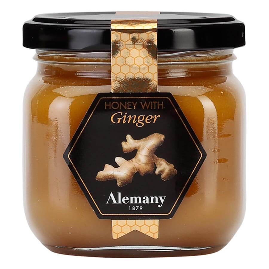 Alemany Honey with Ginger Brindisa Spanish Foods