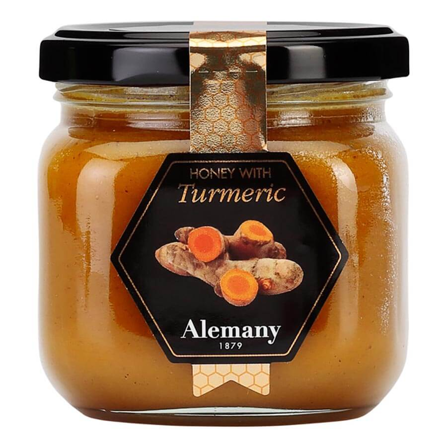 Alemany Honey with Tumeric 250g