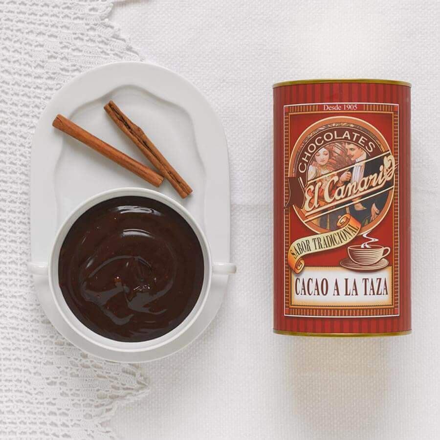 El Canario Hot Chocolate Brindisa Spanish Foods