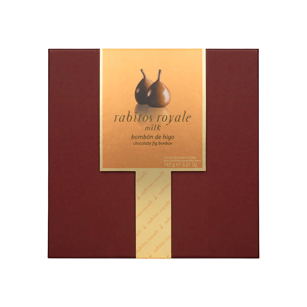 Rabitos Royale Salted Caramel Figs 8 Pack