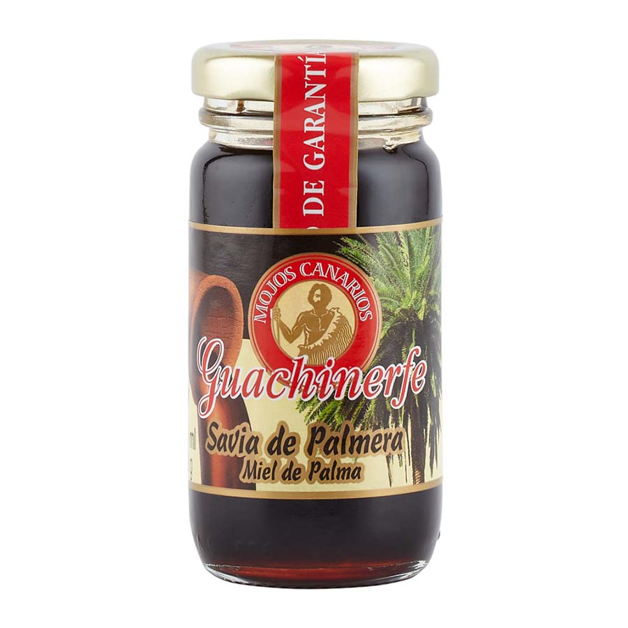 Canarian palm syrup - serve with cheese, pancakes, ice cream, for baking and cooking Asian food