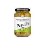 Perelló manzanilla Pitted Olives Brindisa Spanish Foods