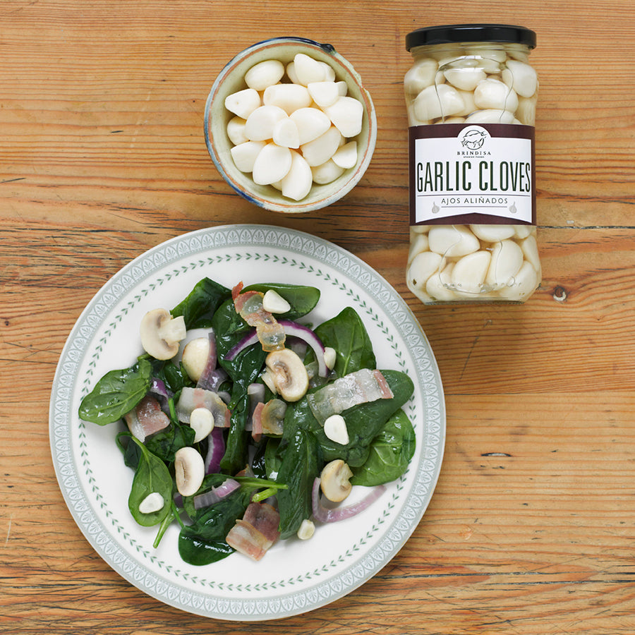 Brindisa Pickled Garlic Cloves Brindisa Spanish Foods