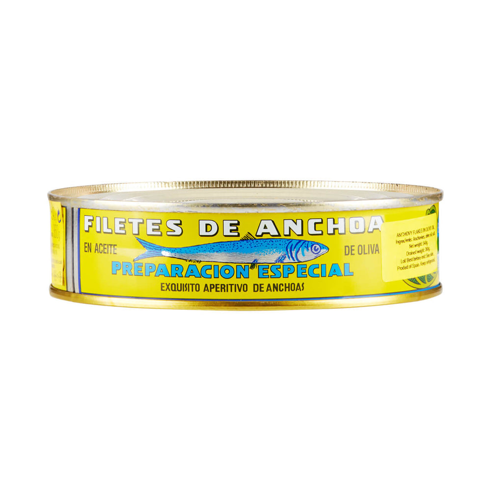 Ortiz Anchovy Pieces in Olive Oil 450g