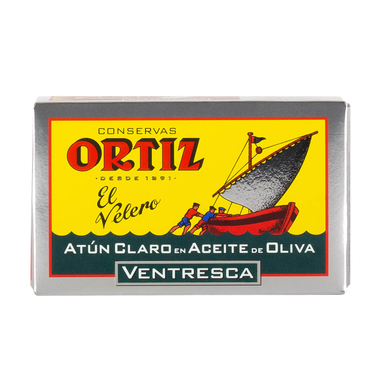 "Ortiz Yellowfin Tuna Belly ""Ventresca"" Brindisa Spanish Foods"