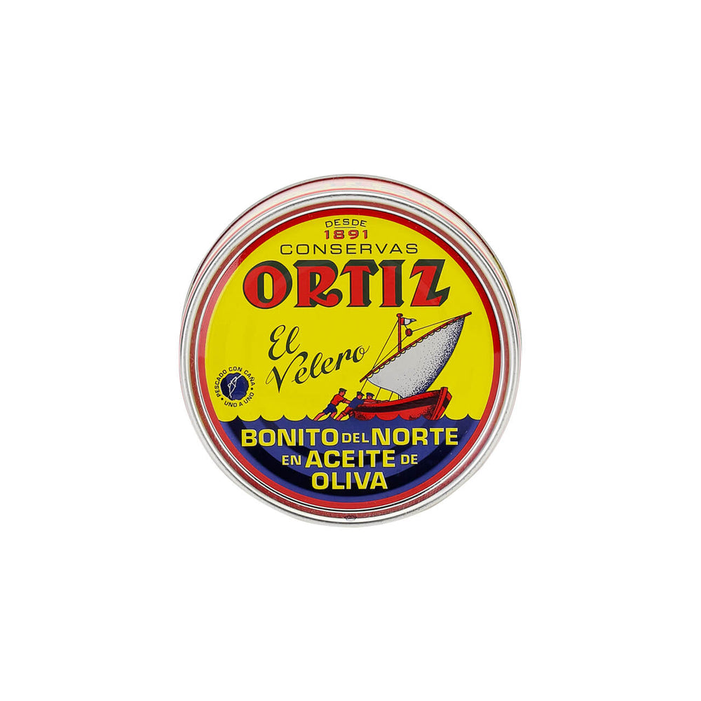 Ortiz Bonito Tuna in Olive Oil 158g