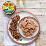 Ortiz Yellowfin Tuna Fillets in Olive Oil Brindisa Spanish Foods