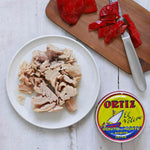 Ortiz Bonito Tuna Fillets 250g