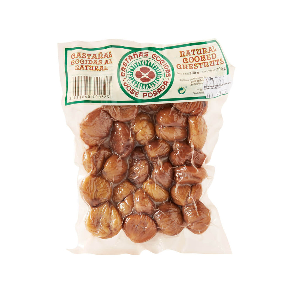 Posada Cooked Chestnuts 200g