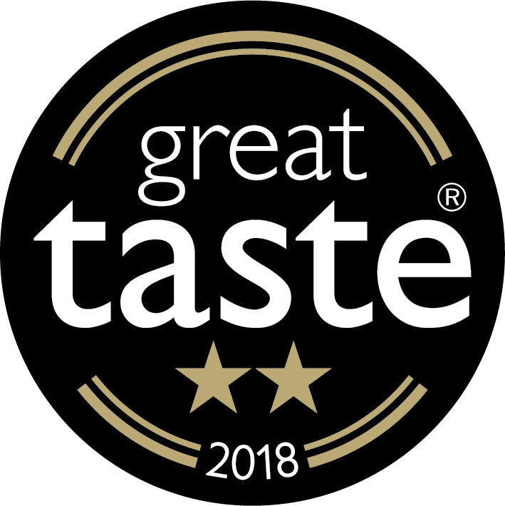 Great taste awards 2 stars