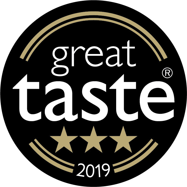 Great taste awards 3 stars