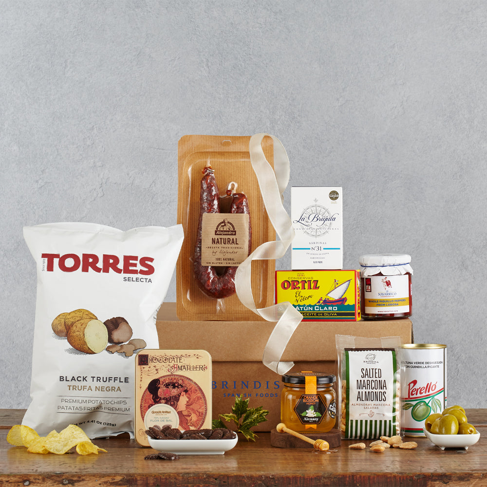 Best of Brindisa Box