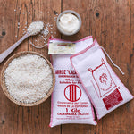 Calasparra Paella Rice DOP, Cotton Sack, 1kg