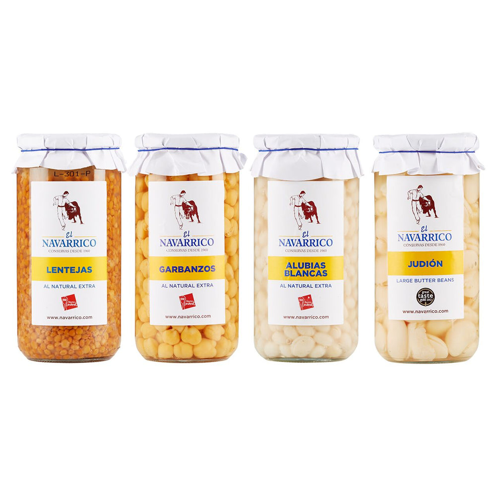 Navarrico Chickpea, Bean & Lentil Selection Pack