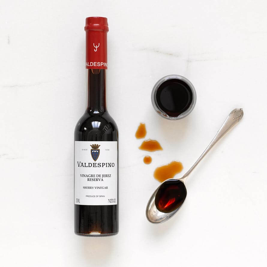 Valdespino Sherry Vinegar DOP Reserva 25cl