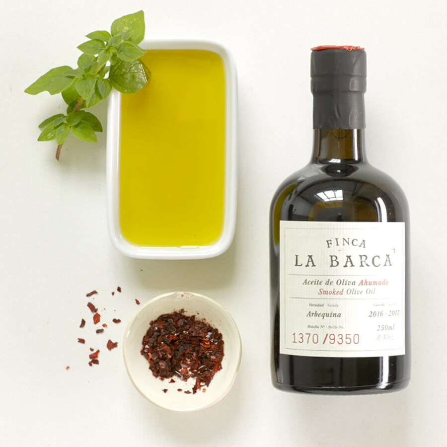 La Barca Smoked Olive Oil 250ml