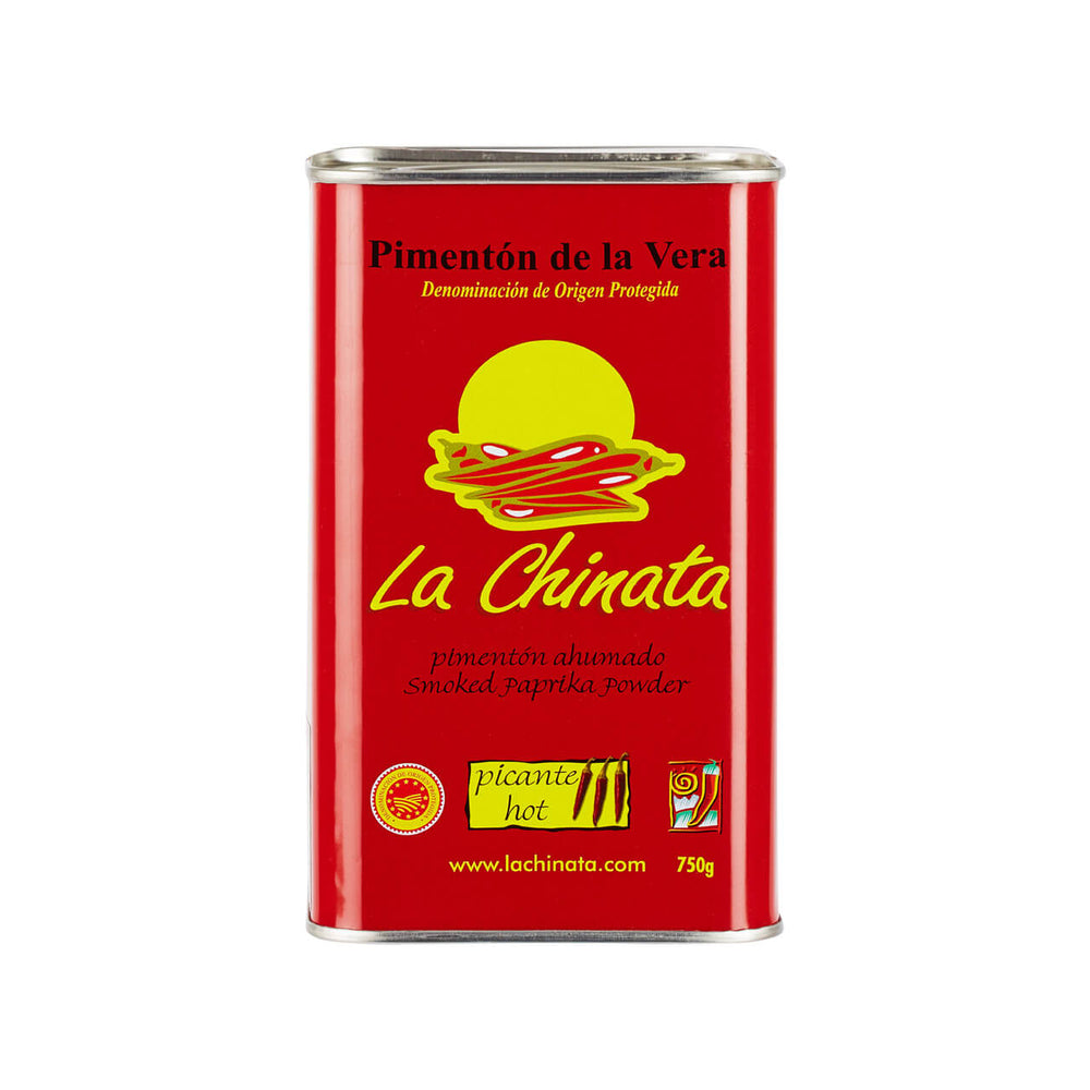 La Chinata Smoked Paprika DOP Hot 750g