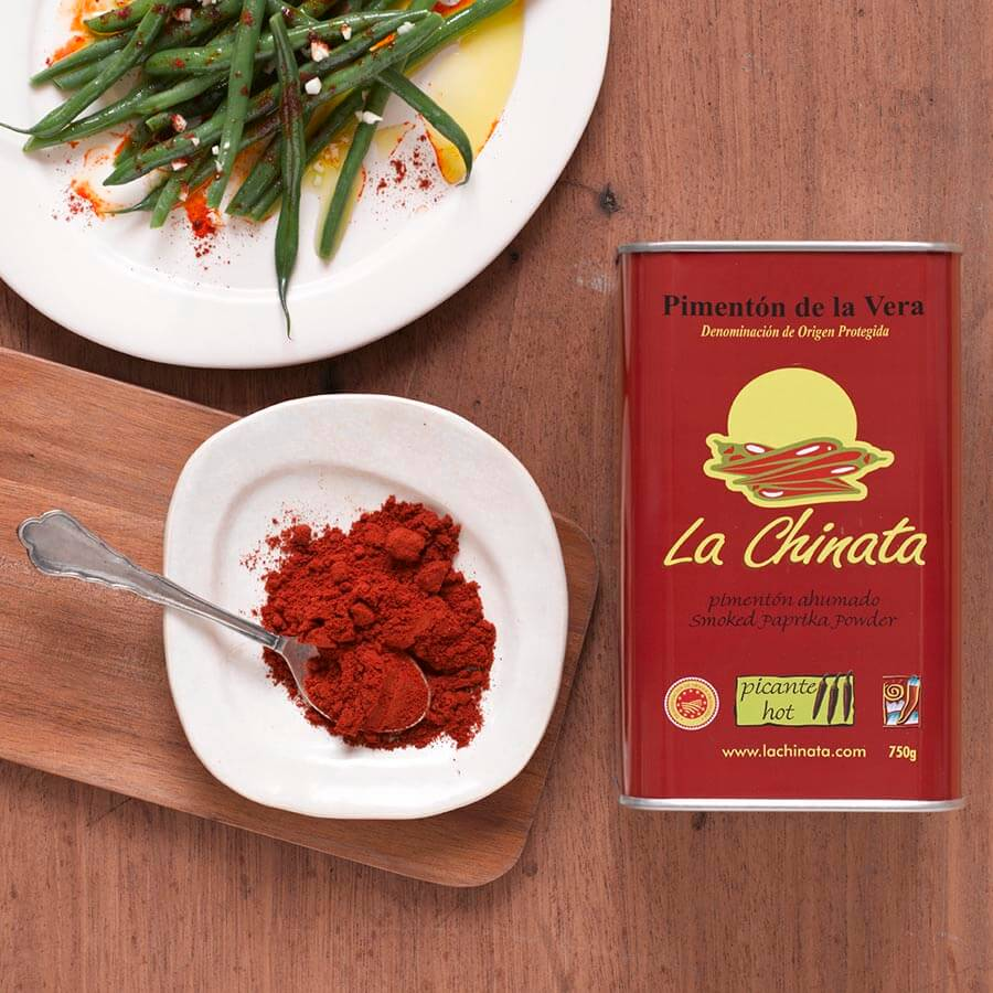 La Chinata Smoked Paprika DOP Hot Brindisa Spanish Foods