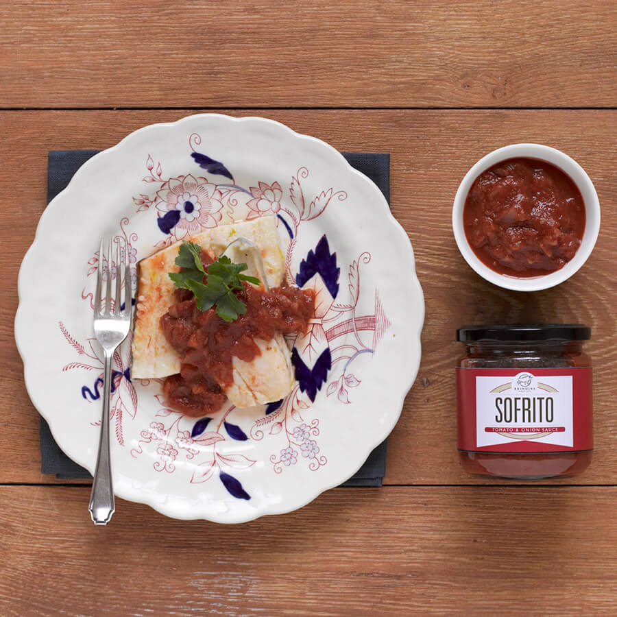 Brindisa Sofrito Tomato and Onion sauce 315g