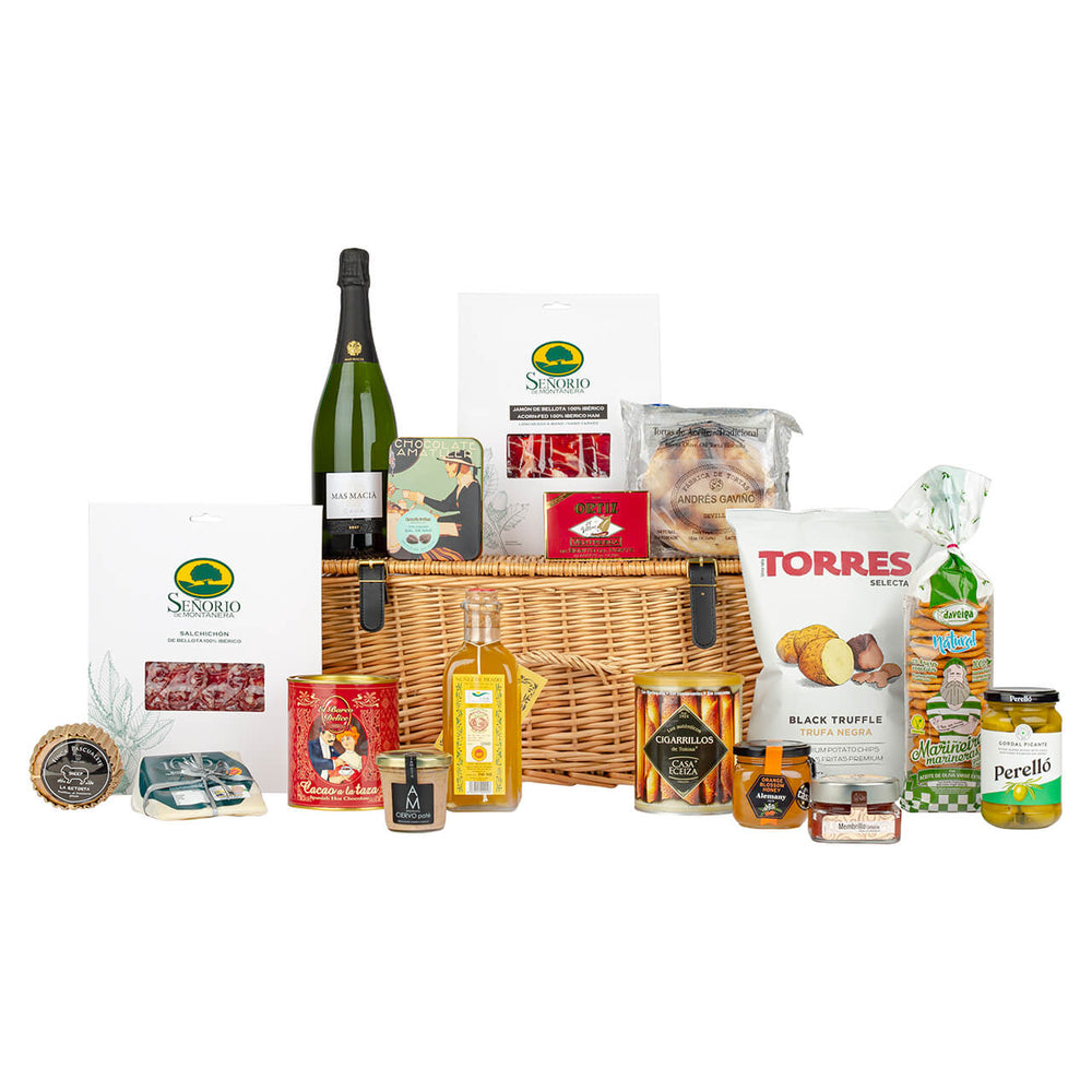 Brindisa Luxury Hamper