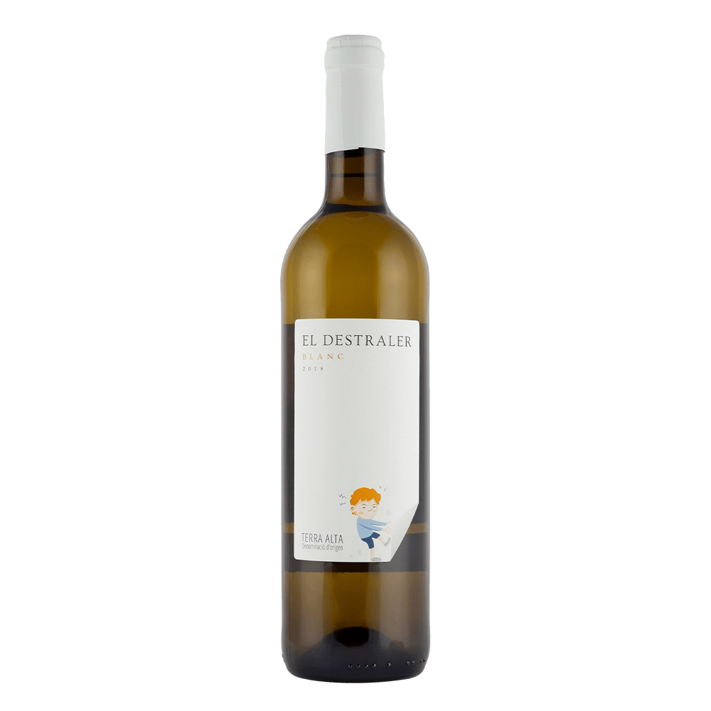 El Destraler White Wine 75cl