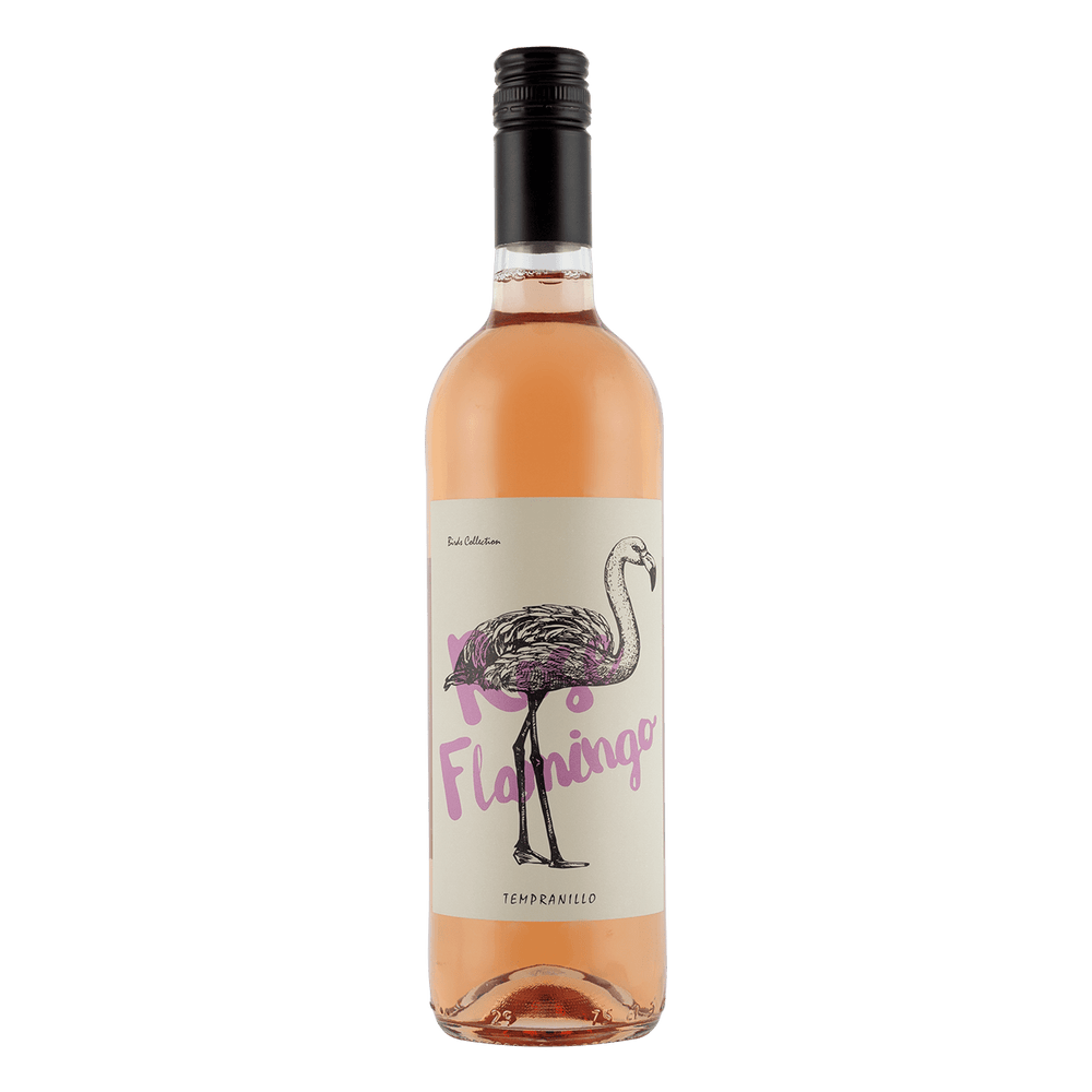 Flamingo Tempranillo Rosé Wine Brindisa Spanish Foods