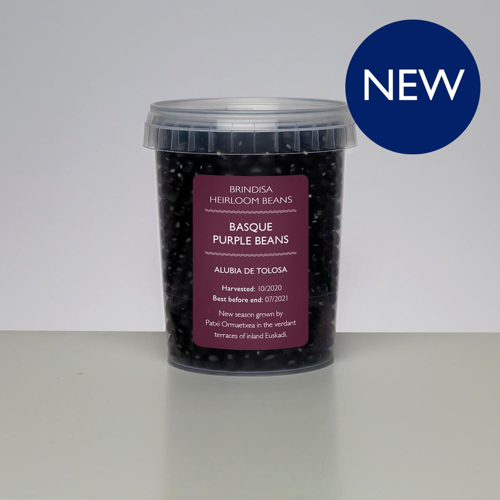 Basque Tolosa Purple Beans, 400g