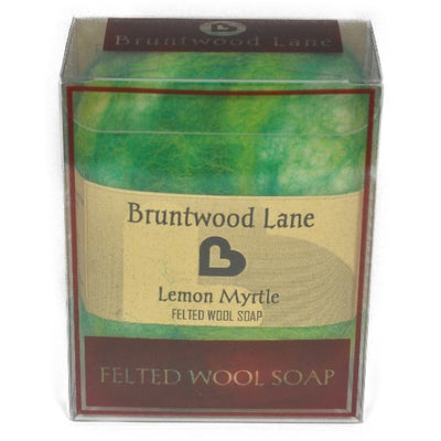 Exfoliating Soap Lemon Myrtle