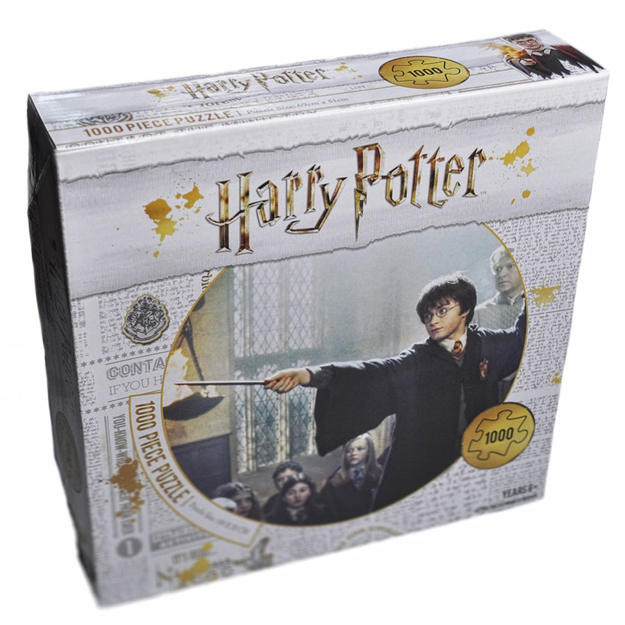 Harry Potter 1000 Piece Puzzle - Harry's Wand