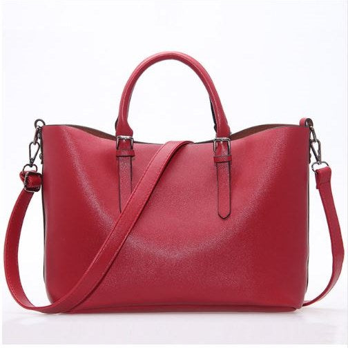 Hobos PU Leather Handbag.