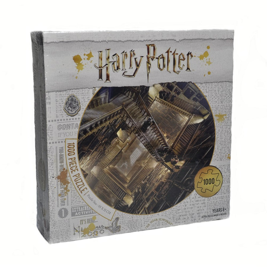 Harry Potter 1000 Piece Puzzle - Swivelling Staircase