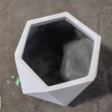 DIMENSION Fiberglass Planter