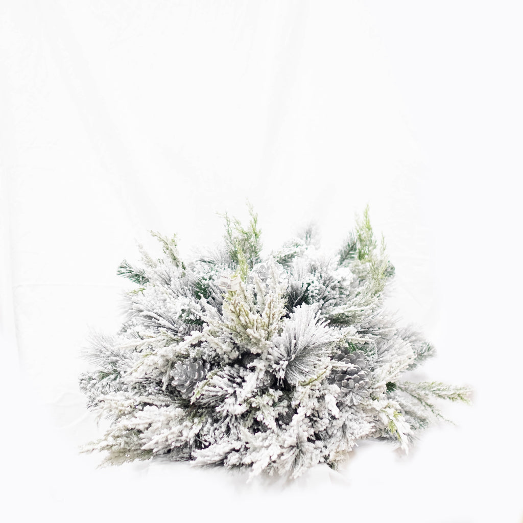 """FROSTED PINE"" Seasonal Arrangement"