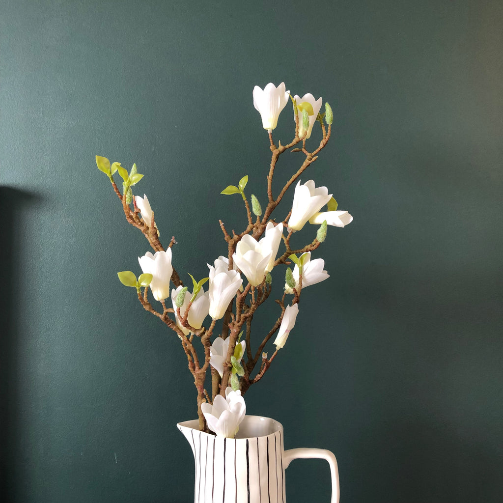 "Blooming Magnolia 34"" (Pack of 3)"
