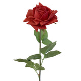 Extra Large Red Diamond Rose 24