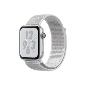 Refurbished Apple Series 4 Watch Nike+ Aluminum 44mm Nike Sport Loop GPS Only