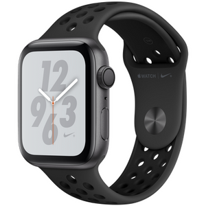 Refurbished Apple Series 4 Watch Nike+ Aluminum 44mm Nike Sport Band GPS Only