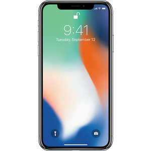 Refurbished iPhone X - 64GB (T-Mobile)